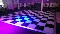 Chequer Dance Floor 12 x 12ft plus extras