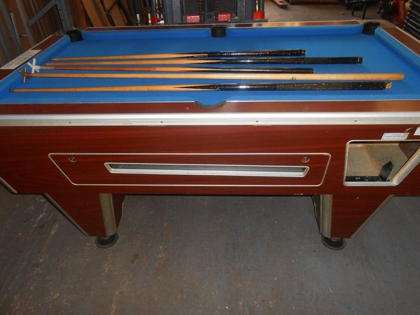 6ft x 4ft pool table
