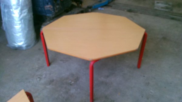 Playgroup Octagonal Tables