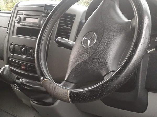 Mercedes Benz Sprinter Van drivers cab