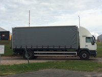MAN 18.225 Day Cab Curtain side Lorry
