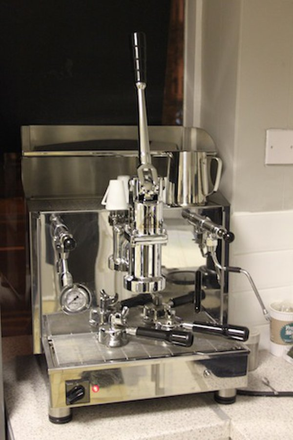 Commercial 1 Group Espresso machine