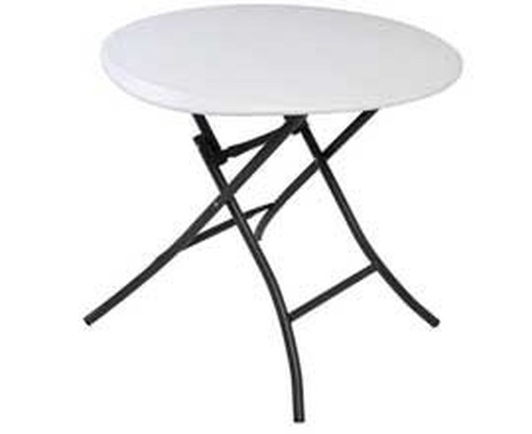 Lifetime Round Folding Tables