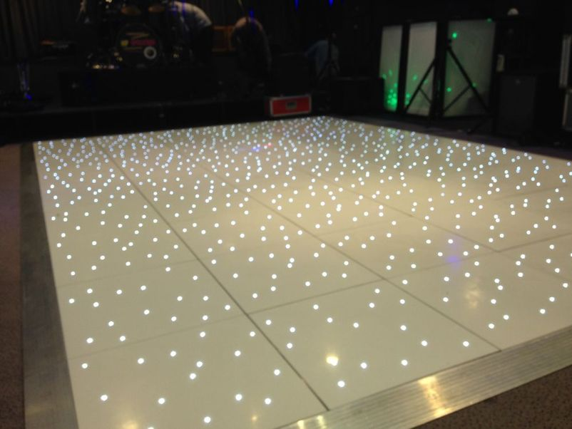 Curlew Secondhand Marquees Dance Floor 10ft X 10ft