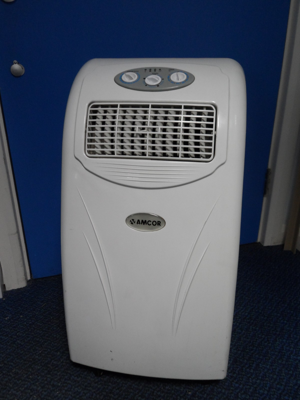 Amcor Portable Air Conditioner Af12000e Manual