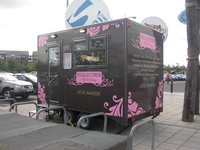 Mobile beauty trailer