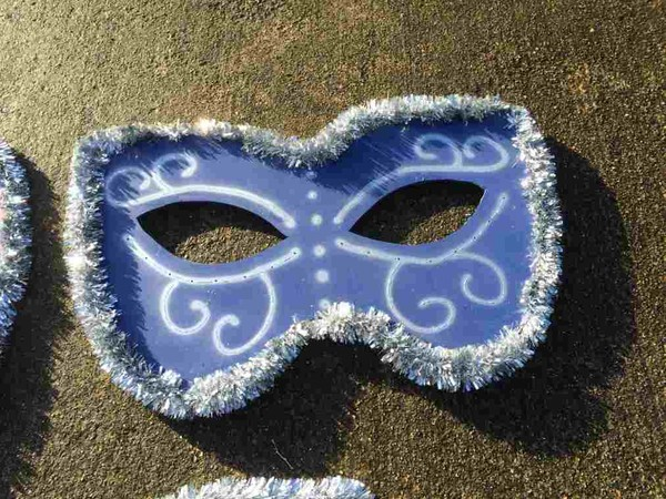 Giant Masquerade Mask for sale