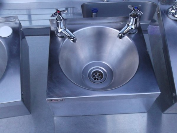 Stainless Steel  Hand Sink  (2663)