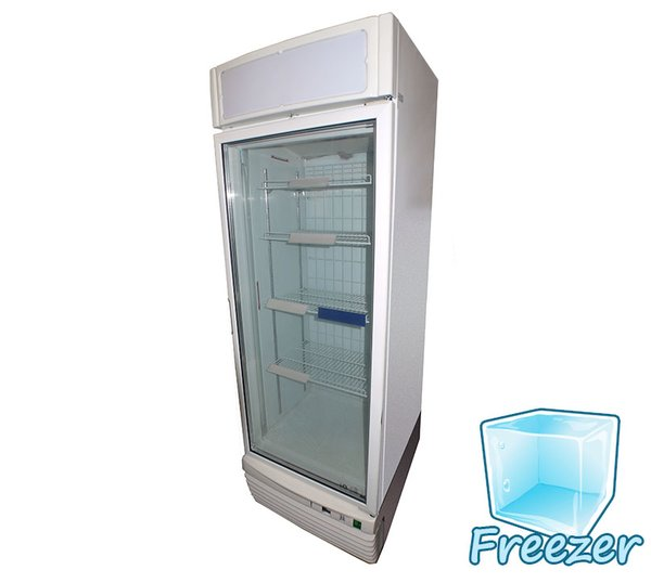 Framec EXPO 430 NV upright display freezer
