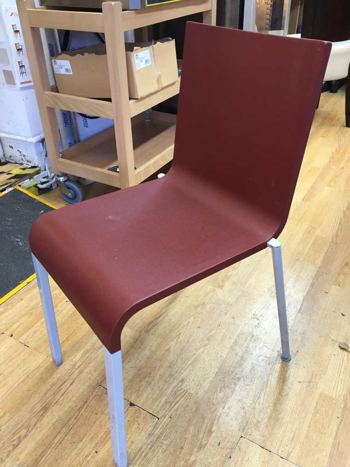 Secondhand Chairs and Tables Stacking Chairs – Vitra 03 Chair