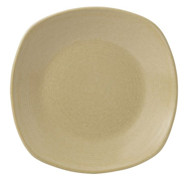Chef plate 8'' (236R) sand