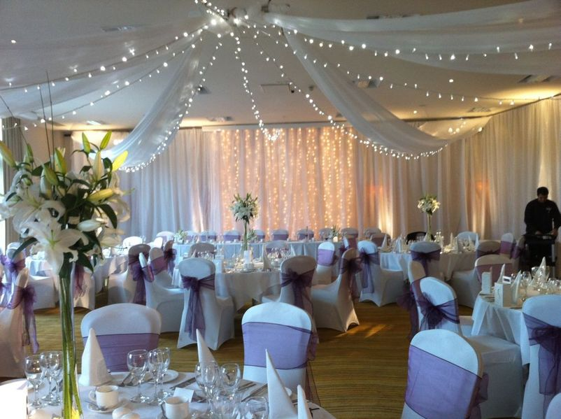 Secondhand Sound And Lighting Equipment Chair Cover And Venue Decoration Decor Lighting And