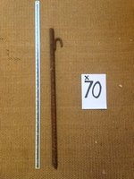 Rebar Tent stakes for Stretch Tents