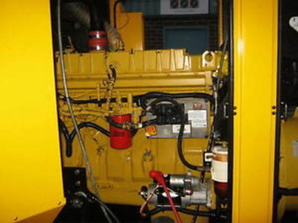 2007 250kva Caterpillar Perkins Diesel Generator,