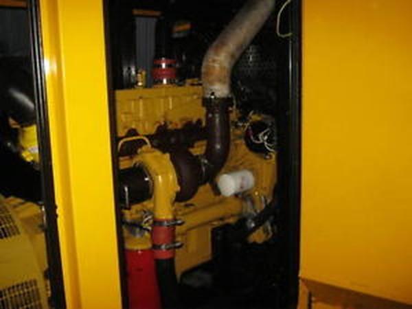 2007 250kva Caterpillar Perkins Diesel Generator, for sale