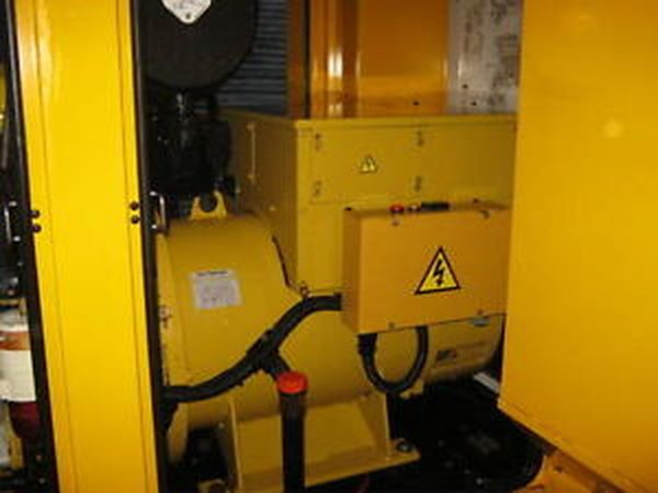 Buy 2007 250kva Caterpillar Perkins Diesel Generator,