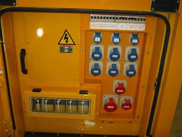 Super Slient Diesel Caterpilar Generator for sale