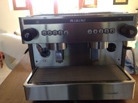 Futurmat Rimini Compact 2 Group Head Espresso Coffee Machine