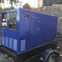 30KVA Ingasole Rand Fast Tow Generator