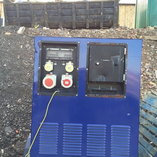 30KVA Ingasole Rand Fast Tow Generator for sale