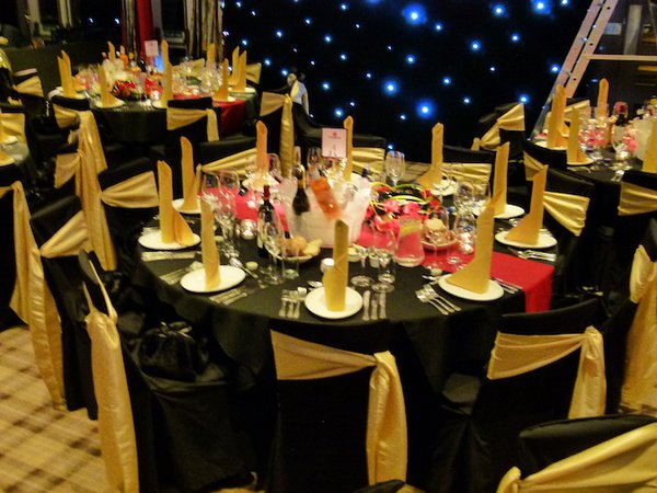 Yorkshire Chair Cover Business Stock