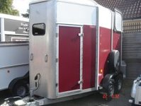 Ifor Williams HB505 (Red)