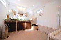 Luxury toilet units