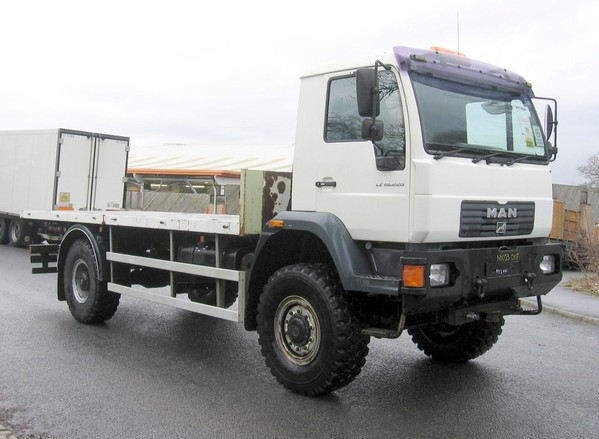 Ex MOD 4x4 trucks for sale