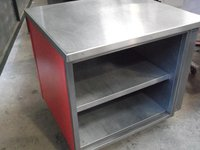 Moffat Stainless Steel Counter