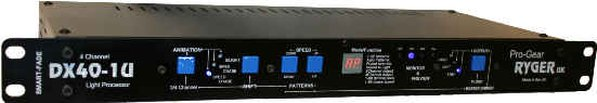 Ryger DX40-u Lighting Controller