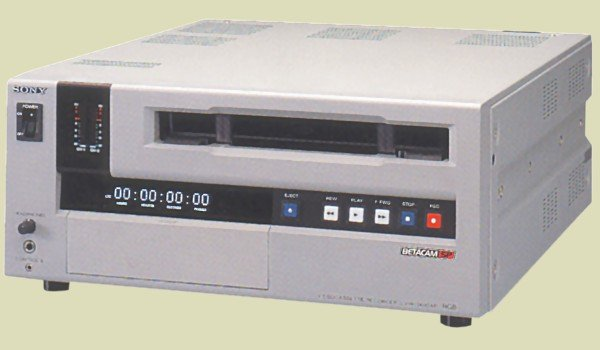 Sony UVW-1400AP Betacam Player