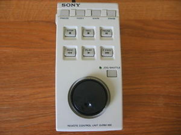 Sony UVW remot unit