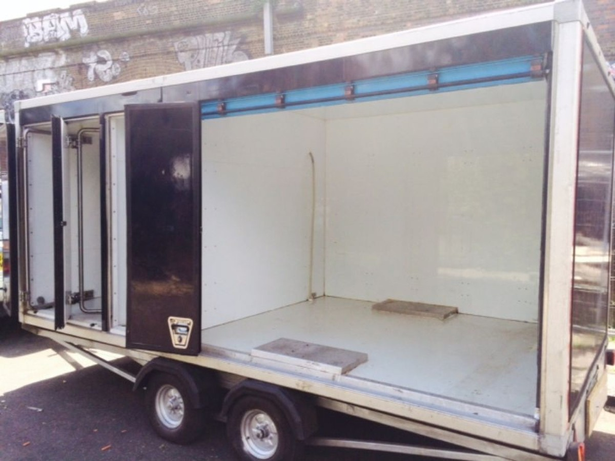 Secondhand Trailers Fridge And Freezer Trailers Fridge
