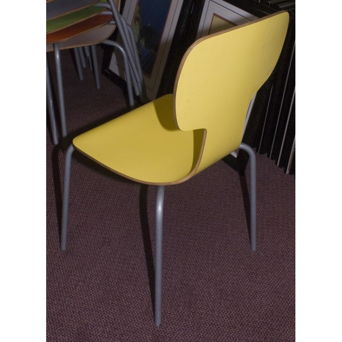 Modern cafe chairs and tables - Modern Quirky Restaurant Chairs Assorted Colours Modern Cafe Chairs