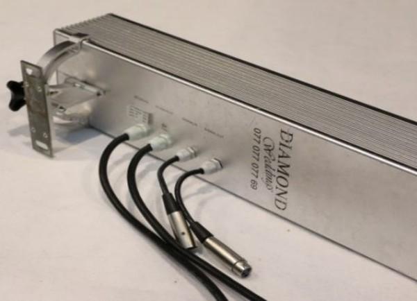 DMX LED wash lights