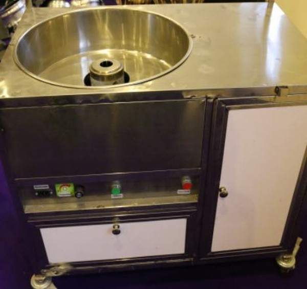 Candy floss cart for sale