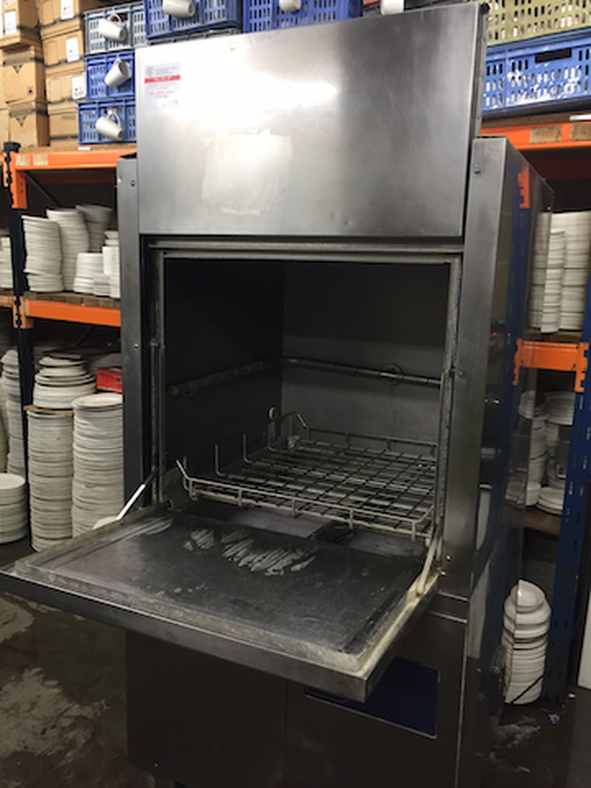 Table Top Dishwasher London : ... Catering - London Electrolux WT830MUK Pot Wash / Dishwasher - London