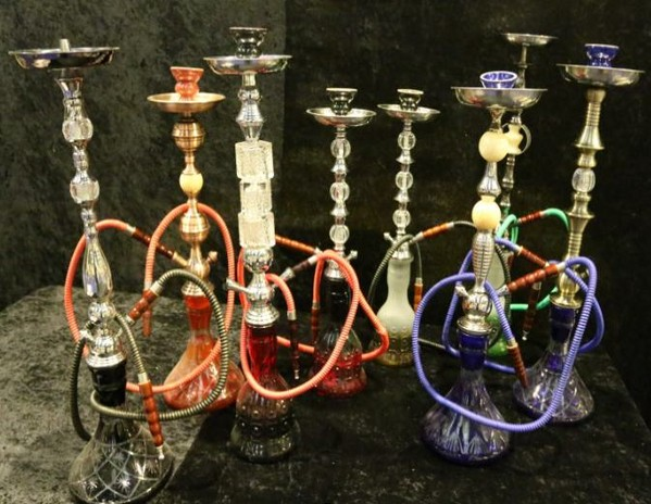 Shishas Pipes