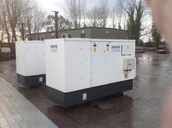 60Kva Surer silenced generators