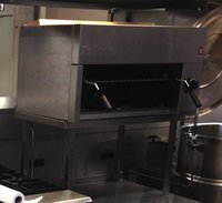 Falcon Salamander Grill G2522 Steakhouse