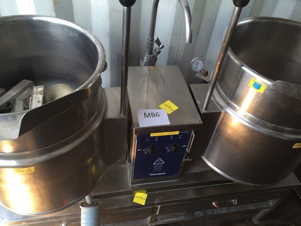 Used Tilting Kettle for sale