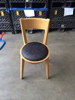 Wooden Bistro chairs for sale