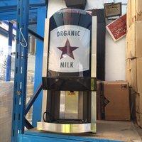 Table Top Milk Dispenser