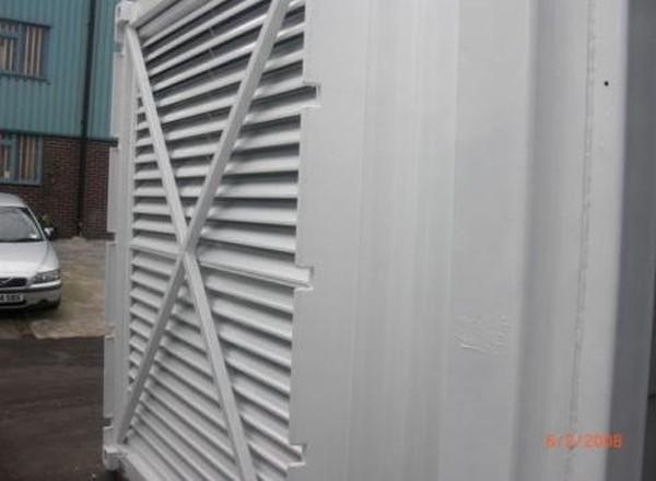 Container generator 1100 kva