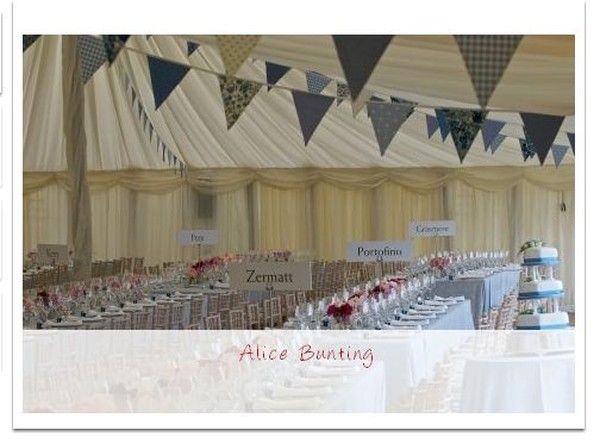 wedding marquees butting