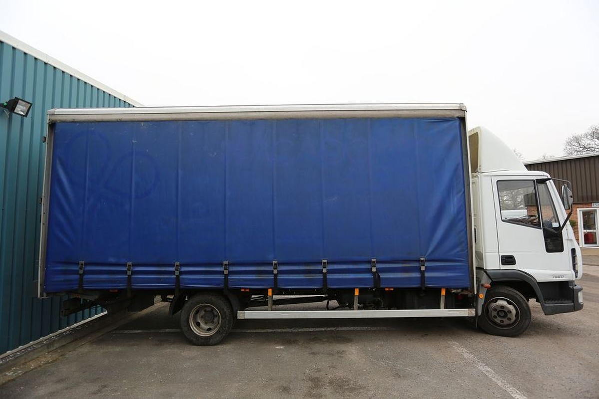 Car Selling Websites >> Secondhand Lorries and Vans | 7500Kg and Under | 7.5T ...
