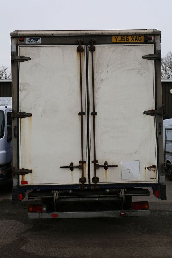 20ft Curtain side with tail lift