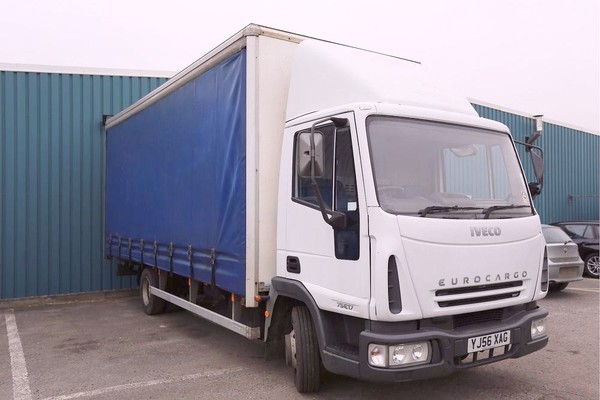 Euro Cargo 7.5T for sale