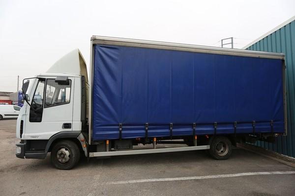 Euro Cargo curtainsider