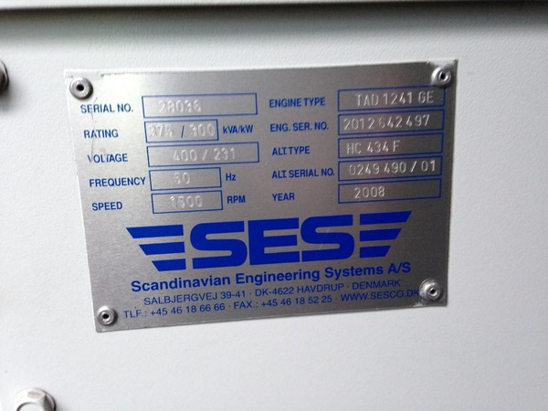SES Scandinavian Engineering systems A/S